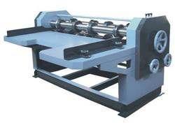 Rotary Corrugation Machine