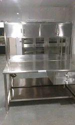 SS Pallet Storage Rack