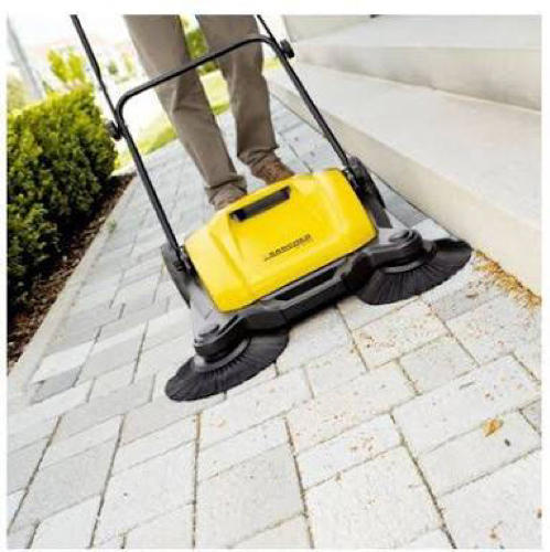 Cleaning Equipments - Karcher S 650 Manual Sweeper