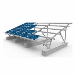 Aluminum Solar Structure