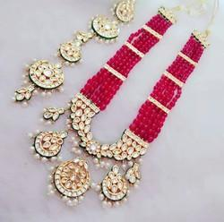 Kundan Dark Polki Jewellery