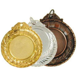 Sports Brass Medal