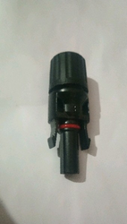 Black Connector For DC Cable, Power