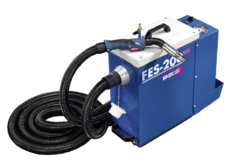 Abicor Fume Extraction Torch and Unit