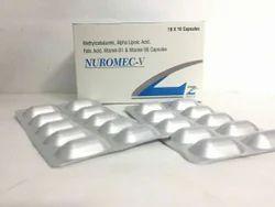 Methylcobalamin 1500 Mg Folic Acid 1.5 Mg Vitamin B1