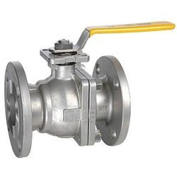 L&T 2 Piece Design Ball Valve