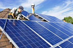 Solar Panel Erection Service