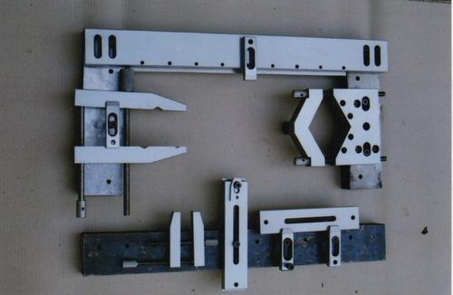 Wire EDM Clamping Accessories, Clamping Element