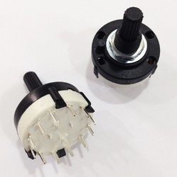 Taiwan Selector Rotary Switches