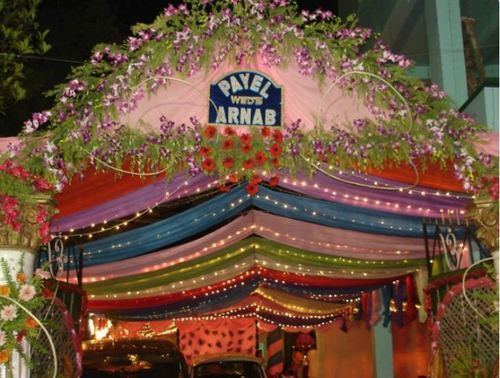 Wedding gate flower decoration wedding party service provider from wedding gate flower decoration junglespirit Images