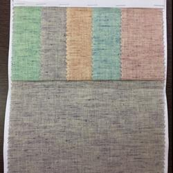 Pure Cotton Self Design Fabric