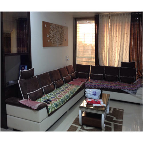Sofa Sets L Type Sofa Set Service Provider From Nagpur