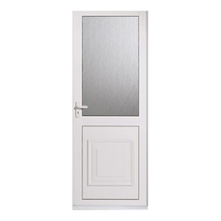 Bathroom Aluminium Door