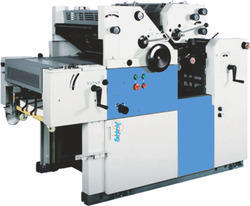 Two Color Non Woven Satellite Printing Machine