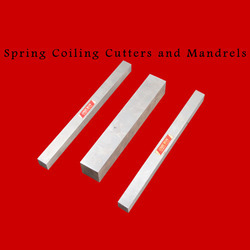 Omicron High Speed Steel Spring Coiling Cutters And Mandrels, For Cutting, Size: 6 Inch