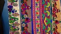Multi Coloured Laces