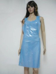 Plastic Disposable Hair Dyeing Aprons