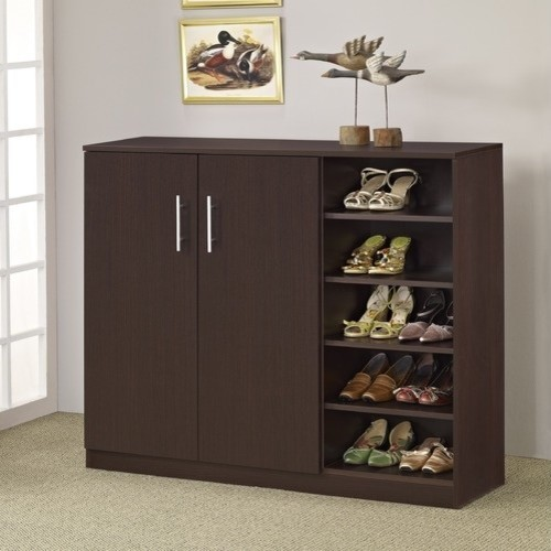 Attractive Wooden Shoe Cabinets