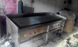 Gas Operated Dosa Plate Hot Plate