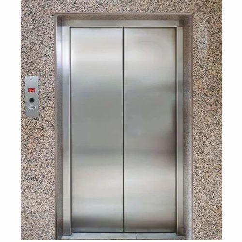 SS Elevator Door  sc 1 st  IndiaMART & Ss Elevator Door SS Elevator Door Stainless Steel Lift Doors ... pezcame.com
