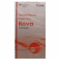 200 Metered Doses Tiotropium Bromide Inhaler