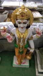 Marble Vishnu Statue At Best Price In India