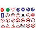 Signages for Traffic Areas