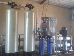 Pure Water Treatment Plant