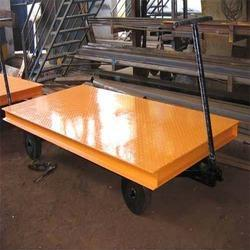 Platform Truck with Turn Table