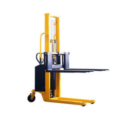 Hka Series Semi Electric Stacker