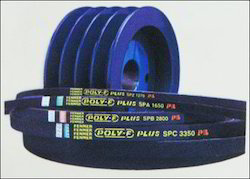 Spacesaver Wedge Belts