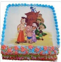 Chhota Bheem Cake Design