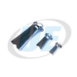 Utkal Galvanised Safety Latch Alloy Steel Eye Hook, Size: 1 Ton To 22 Ton, Gi Coated