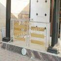 Balcony Glass Handrails