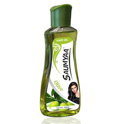 Saumyaa Olive Hair Oil 6.76 Fl Oz (200ml)