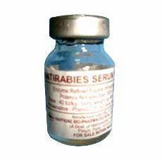 Rabies Serum