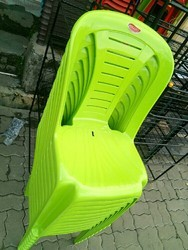 Polyset Plastic Chair or Dining chair