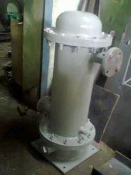 Vertical Oil Cooler Heat Exchanger, For Power Generation, Tube