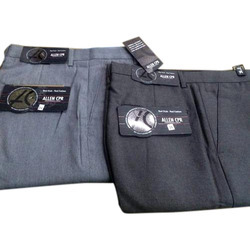 Men Office Wear Formal Trousers