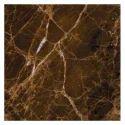 Golden Polished Finish Marron Emperador Marble, Slab, Thickness: 16 Mm