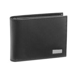 Brown Male Corporate Wallet