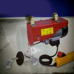 Single Phase Wire Rope Hoist