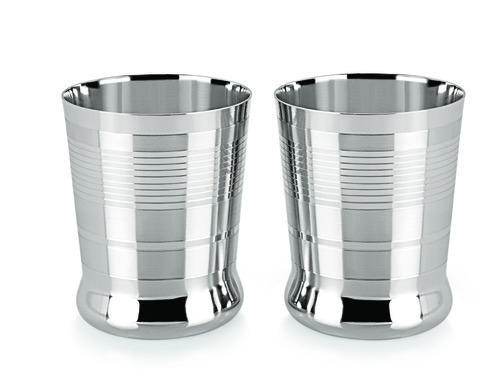 Stainless Steel Dhoom / Spice 3-D Glass