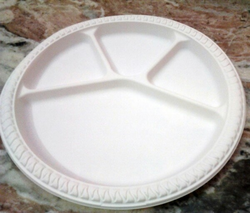 Partitioned Paper Plates & Designed Paper Plate and Green Coated Paper Plate Manufacturer ...