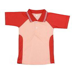 Cotton Kids Sports T-Shirt