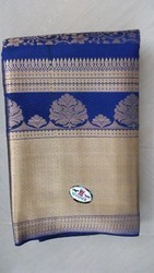 Silk Body Designed Jacquard Saree