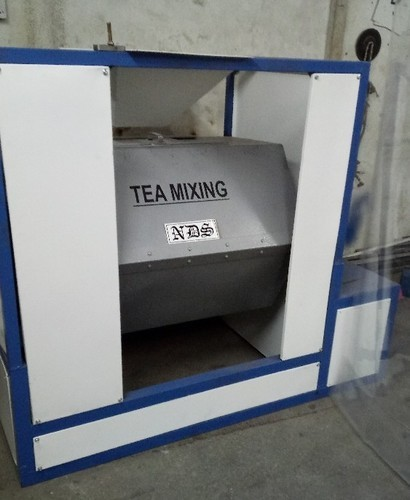 Drum  Tea mixing Machine