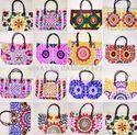 Handmade Handbags, Embroidered Suzani Bag