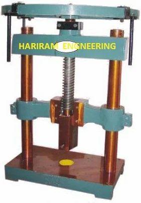 Hand Press Machine - Hand Press Making Machine Manufacturer