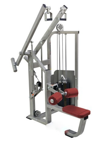 Lats Pull Down Dual, For Gym